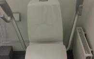 Toalettstol